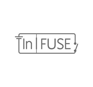 <span>In|FUSE Logo</span><i>→</i>